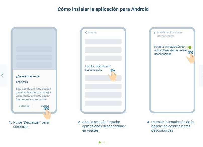 1xBet Android Lietotne